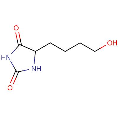 5-d-Hydroxybutylhydantoin