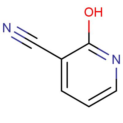 2-Hydroxy-3-cyanopyridine