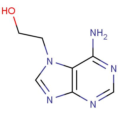 N7-(2-Hydroxyethyl)adenine