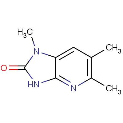 2-Hydroxy-1,5,6-trimethylimidazo [4,5-B] Pyridine
