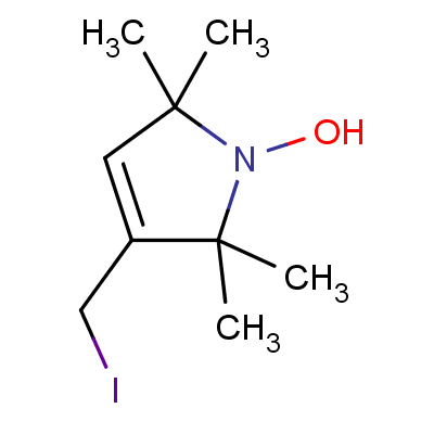 3-Iodomethyl-(1-oxy-2,2,5,5-tetramethylpyrroline)