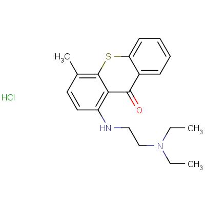 Lucanthone Hydrochloride
