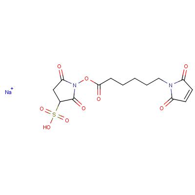 6-Maleimidocaproic Acid Sulfo-N-Succinimidyl Ester