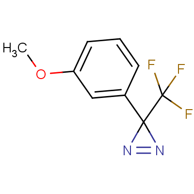 3-(3-Methoxyphenyl)-3-(trifluoromethyl)-3H-diazirine