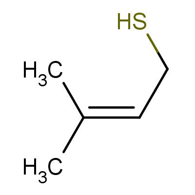 3-Methyl-2-buten-1-thiol, Preparation Kit