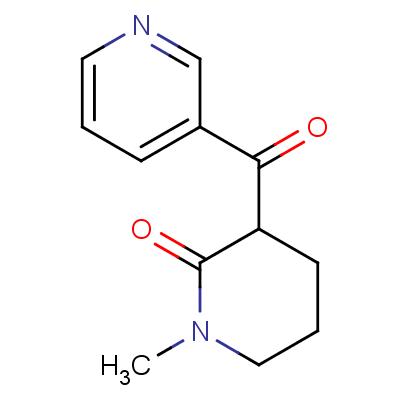 1-Methyl-3-nicotinoyl-2-piperidone