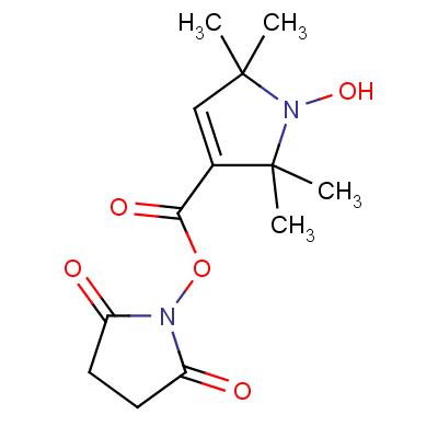 1-Oxyl-2,2,5,5-tetramethylpyrroline-3-carboxylate N-Hydroxysuccinimide Ester