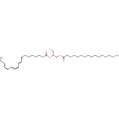 rac-1-Palmitoyl-2-linolenoyl-3-chloropropanediol