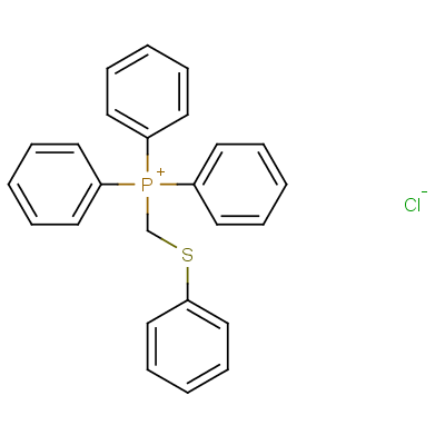 (Phenylthio)methyltriphenylphosphonium Chloride