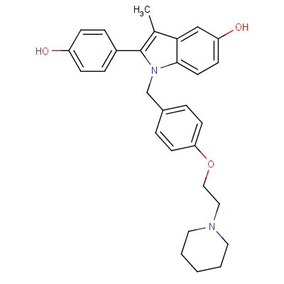 Pipendoxifene