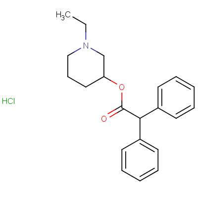 Piperidolate Hydrochloride