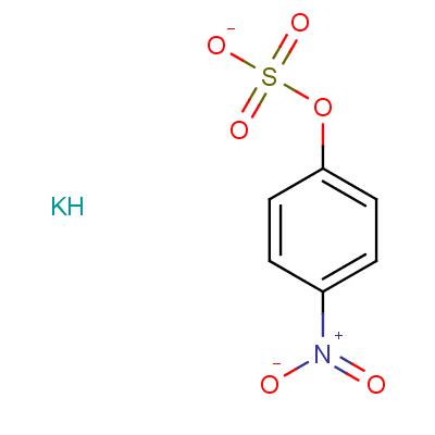 Potassium p-Nitrophenyl Sulphate