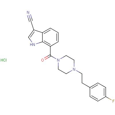 Pruvanserin Hydrochloride