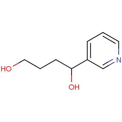 1-(3-Pyridyl)-1,4-butanediol