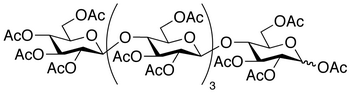 D-Cellopentose Heptadecaacetate