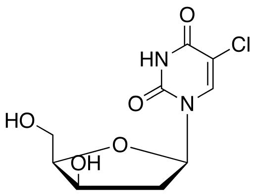 3'-epi-5-Chloro-2'-deoxyuridine