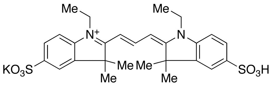 Cyanine 3 Bisethyl Dye Potassium Salt