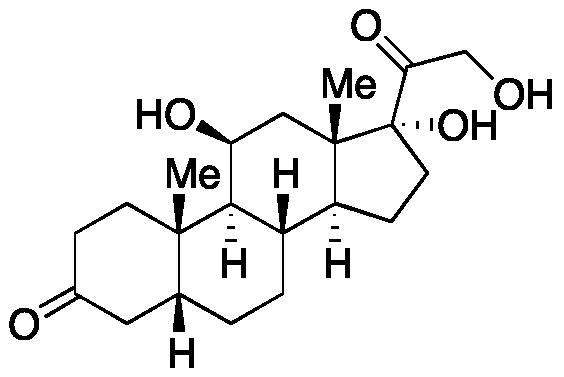 5-β-Dihydrocortisol