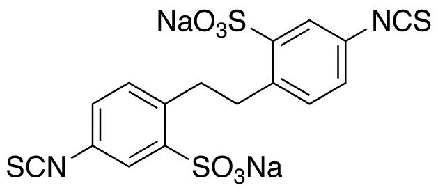 4,4'-Diisothiocyano-2,2'-dihydrostilbenedisulfonic Acid Disodium Salt