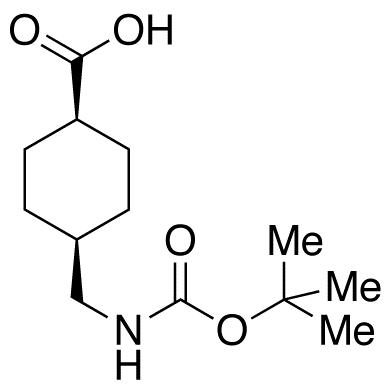 cis-(1,1-Dimethylethoxy)carbonyl Tranexamic Acid