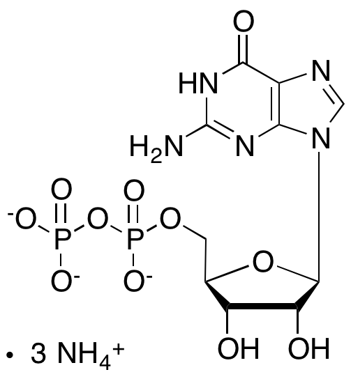 Guanosine 5'-Diphosphate Triammonium Salt