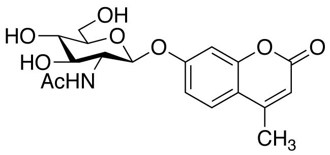 4-Methylumbelliferyl 2-Acetamido-2-deoxy-β-D-glucopyranoside