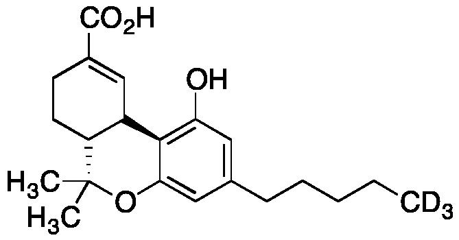 (+/-)-11-Nor-9-Tetrahydrocannabinol D3