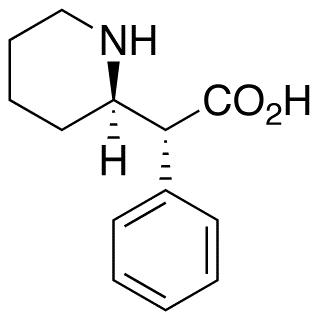 D-threo-Ritalinic Acid