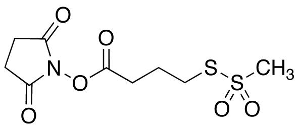 N-Succinimidyloxycarbonylpropyl Methanethiosulfonate