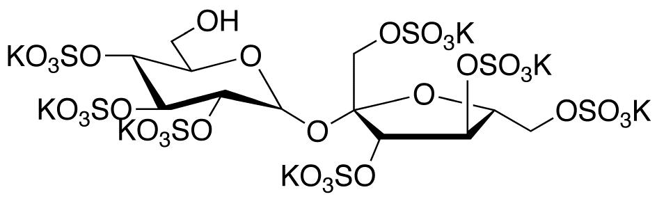 Sucrose Heptasulfate, Potassium Salt