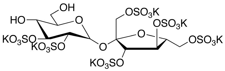 Sucrose Hexasulfate, Potassium Salt