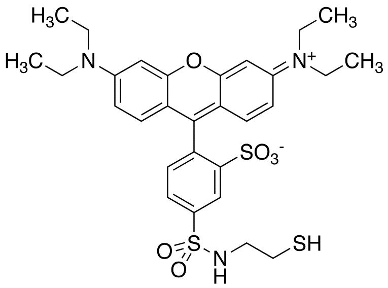 Sulfo Rhodamine Amidoethyl Mercaptan