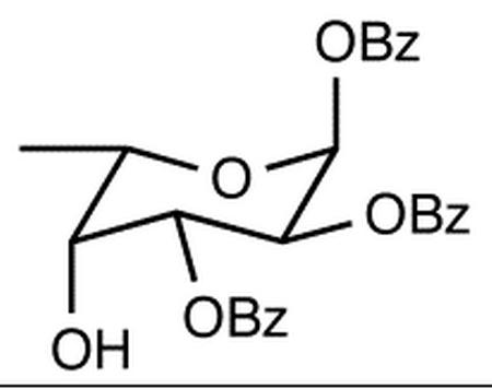 1,2,3-Tri-O-benzoyl-α-L-fucopyranose