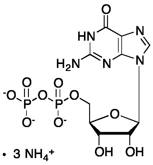 Guanosine 5'-Diphosphate Triammonium Salt , Carbohydrates ...